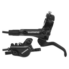 Shimano BR-M506 Hamulec tarczowy przednie koło czarny